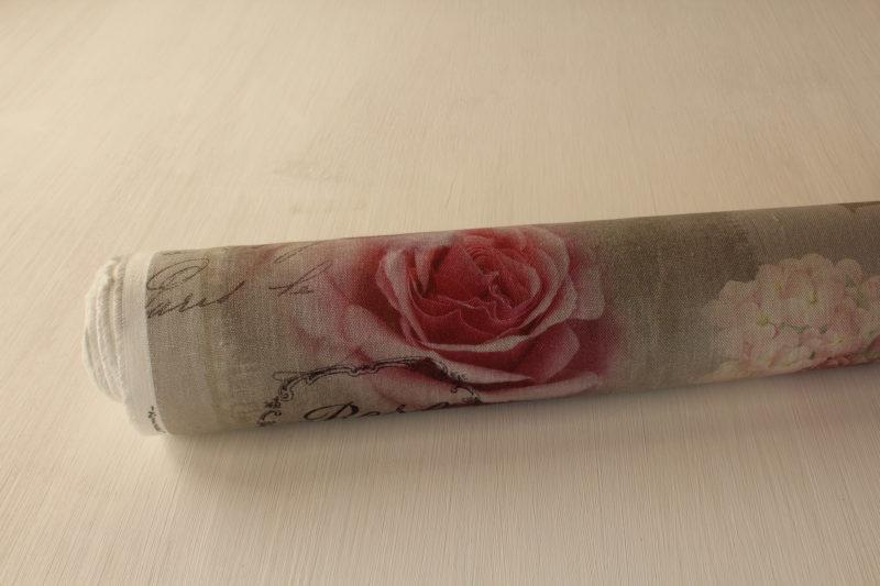 tessuto rose