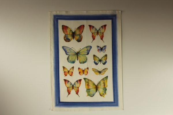 asciugapiatti papillon