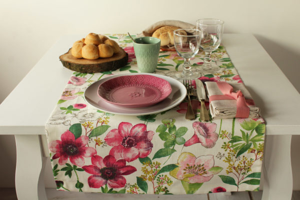 centrotavola e runner cucina archivi - giardino di rose ... - Runner Cucina