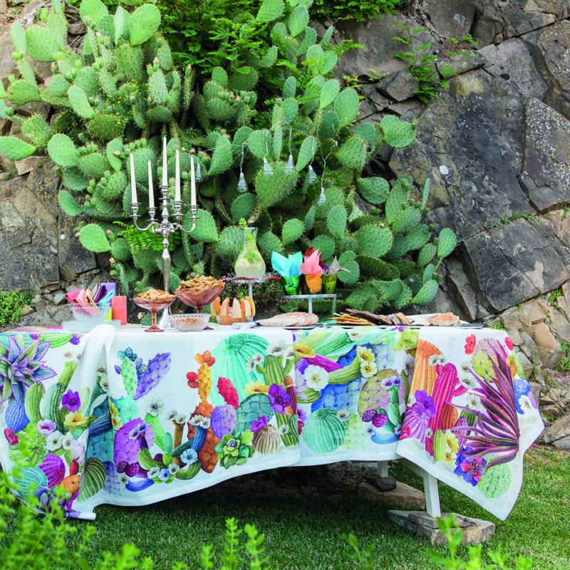 tovaglia Kactus